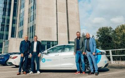 EV Company partner van EDGe Mobility
