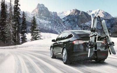 Elektrisch rijden in de winter