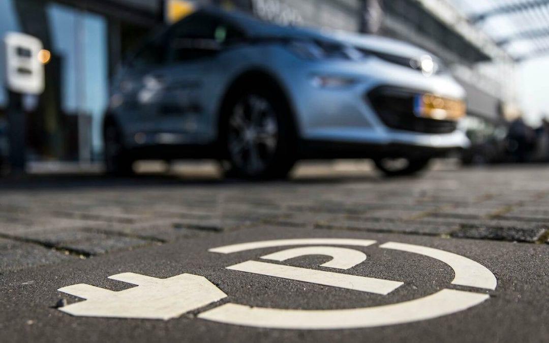 Top 10: Elektrische auto's in 2020