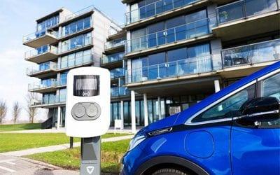 Laadpaal onmisbaar bij nieuwe parkeerplaatsen